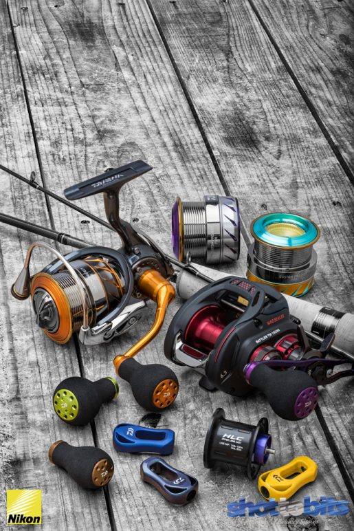 Daiwa Custom Project – 4 Shot Stitched
