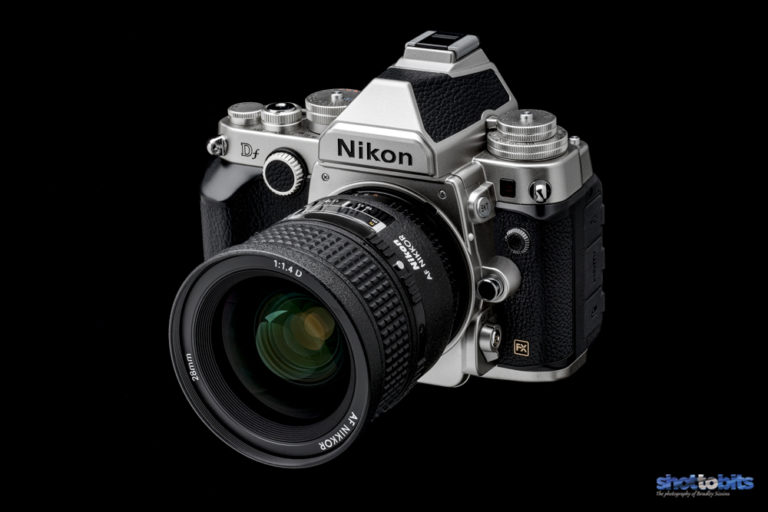 Retro Beauty – Nikon DF with AF-D NIKKOR 28mm f1.4/D