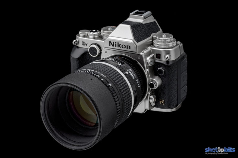 Retro Beauty – Nikon DF with AF DC-NIKKOR 105mm f2D