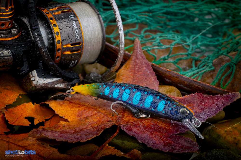 DUO SPEARHEAD RYUKI (DUO×D-3 custom Lure) Autumn Colour