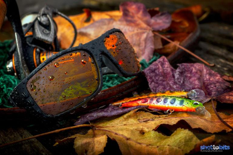 Autumn Trout Polaroiding