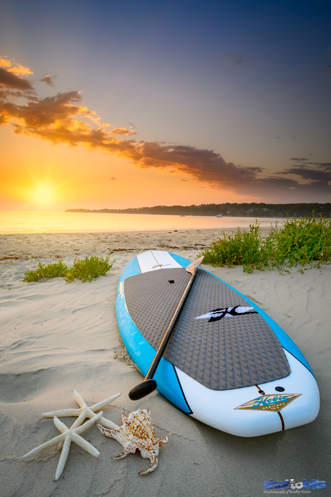 Hobie Heritage Sunrise, Vincentia, Jervis Bay, NSW, Australia