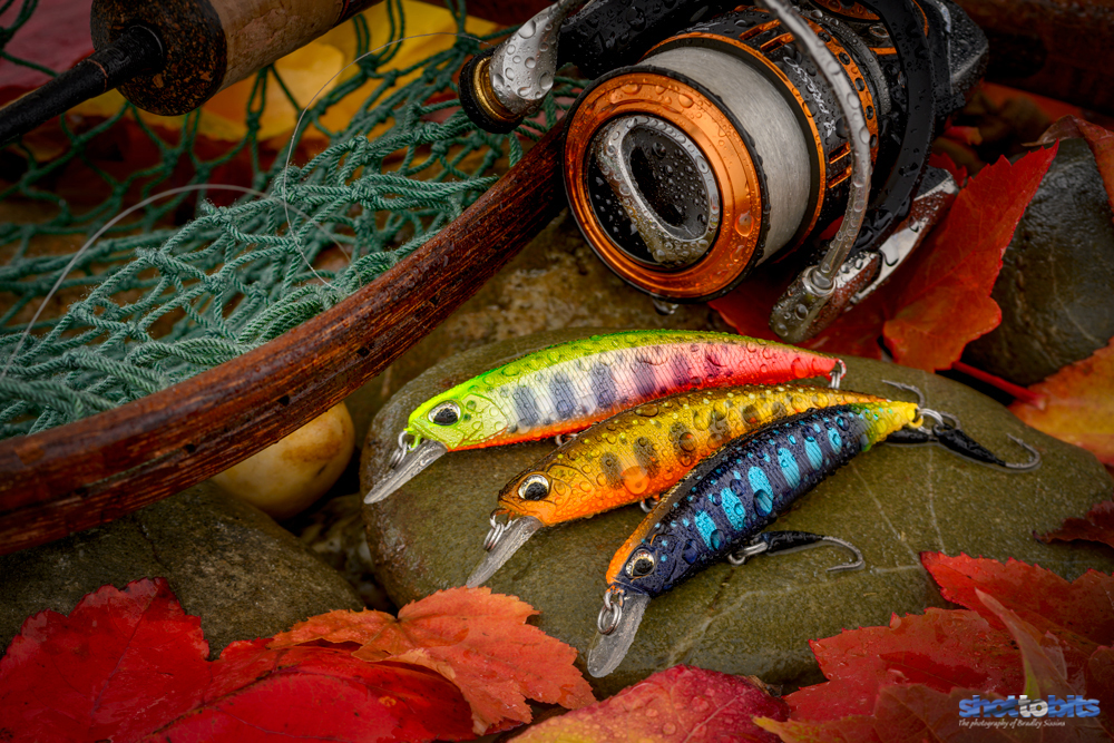 DUO SPEARHEAD RYUKI (DUO×D-3 custom Lure) Autumn Colour