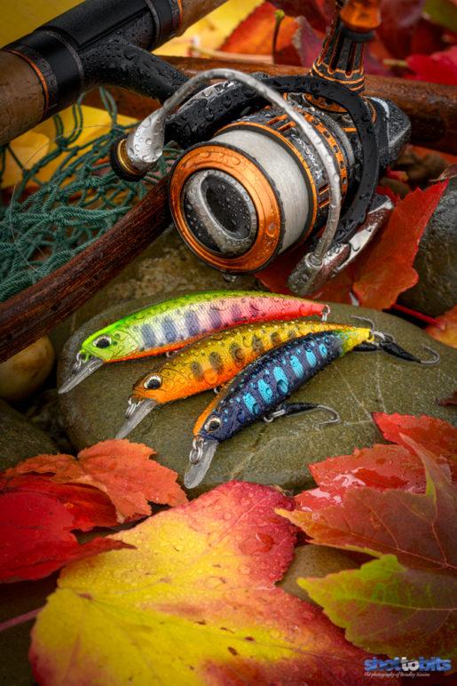 DUO SPEARHEAD RYUKI (DUO×D-3 custom Lure) Autumn Colours