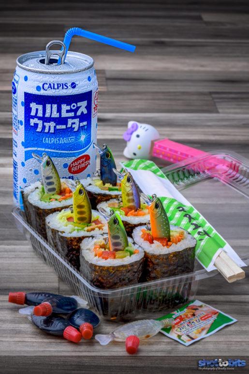 Sushi Takeaway-  DUO Spearhead Ryuki 45S Collection