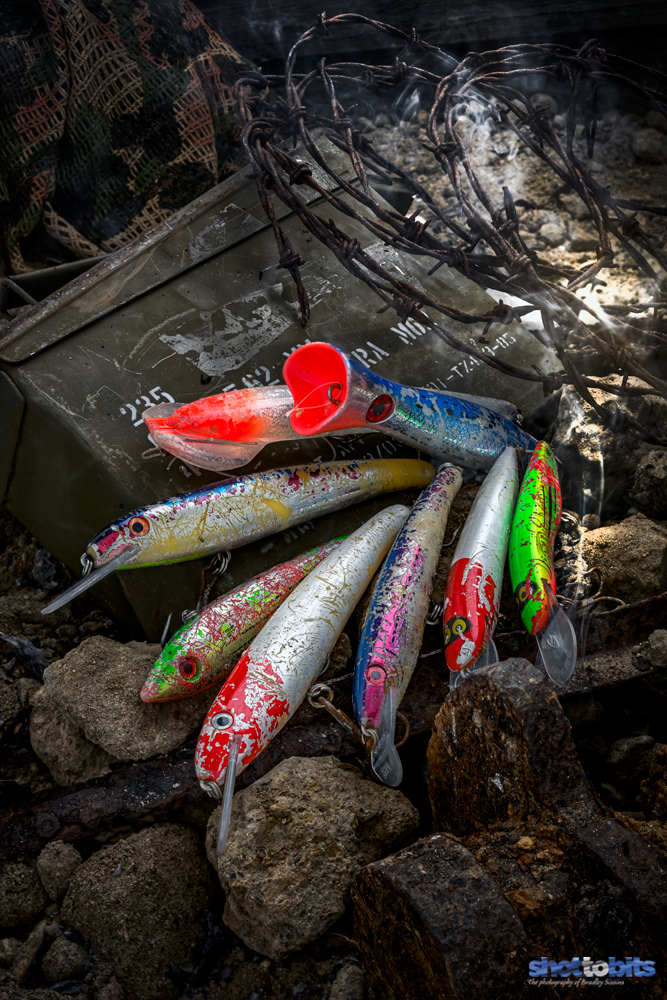 BATTLE SCARRED PART 2 – HALCO LURE PROMOTION IMAGE