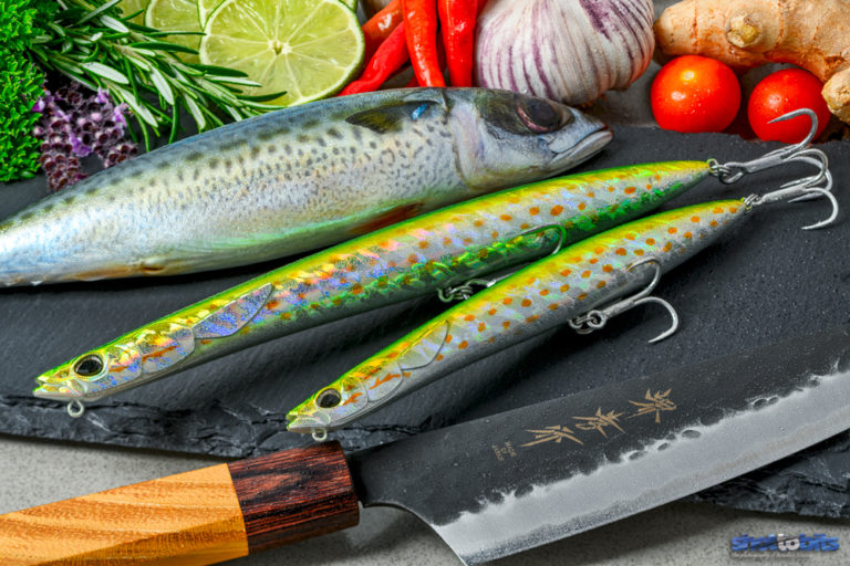 The Fusion of Mediterranean Mackerel Cuisine & Japanese Knife Craftsmanship - Duo Rough Trail Hydra