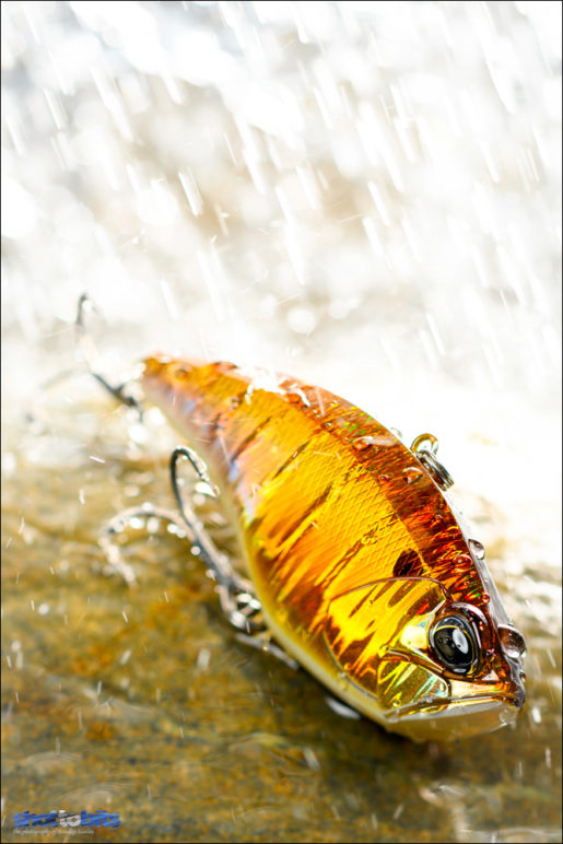 THUMBLING WATERFALL DUO REALIS APEX VIBE 90