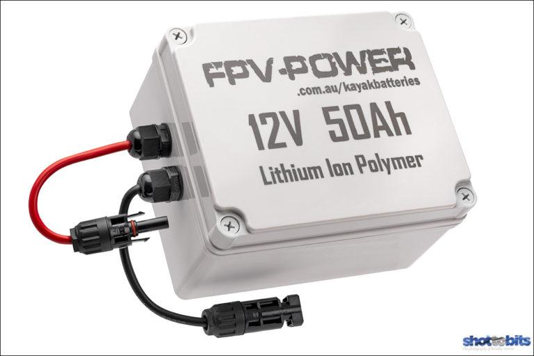 FPV POWER 12V 50AH BATTERY