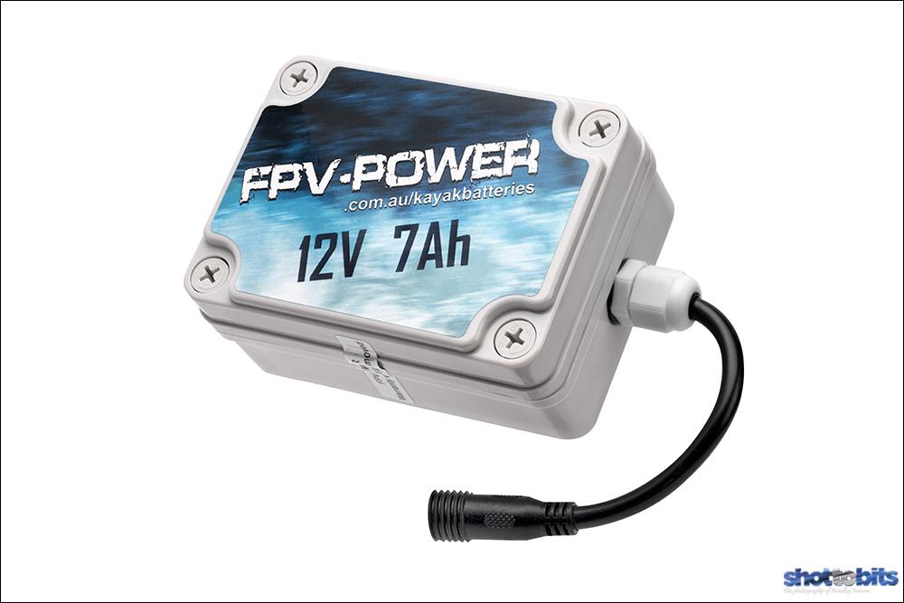FPV POWER 12V 7AH BATTERY