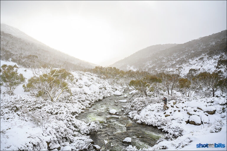 Frosty Start To The Day – NSW Trout Opening This Weekend
