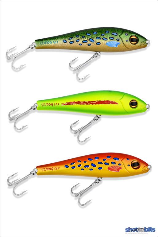 HALCO SLIDOG 125 NEW COLORS