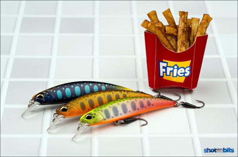 FISH & CHIPS - DUO SPEARHEAD RYUKI D3