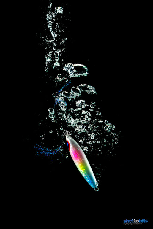 "SEA FALCON Z SLOW MINI ""LIGHTNING GLOWING RAINBOW"""
